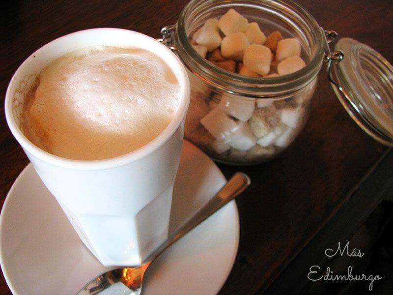 Tipos de café Latte