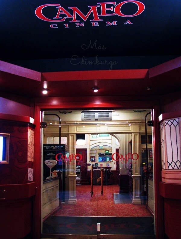 Cines en Edimburgo Cameo Cine 2
