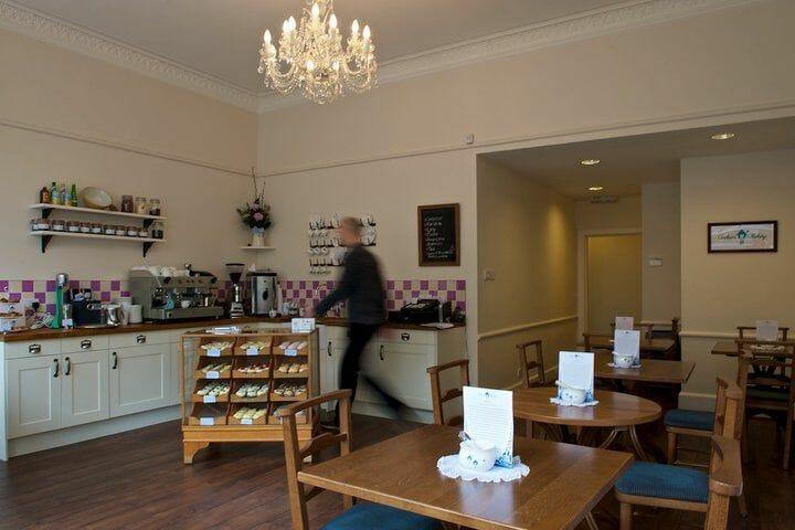 Cuckoos bakery mejores cupcakes de Edimburgo