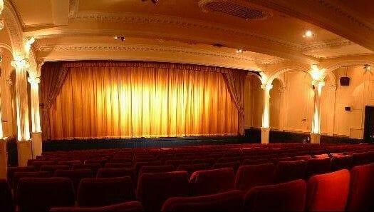 Cameo Cinema, un cine clásico en Edimburgo