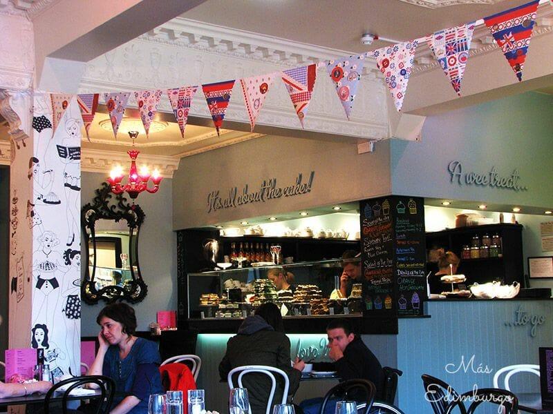 Mimis Bakehouse Edimburgo 2