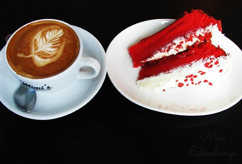 Mimi's Bakehouse, tentación dulce en Leith, Edimburgo
