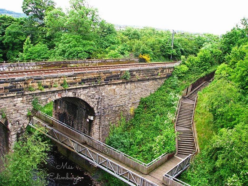 Union Canal excursion en Edimburgo 7