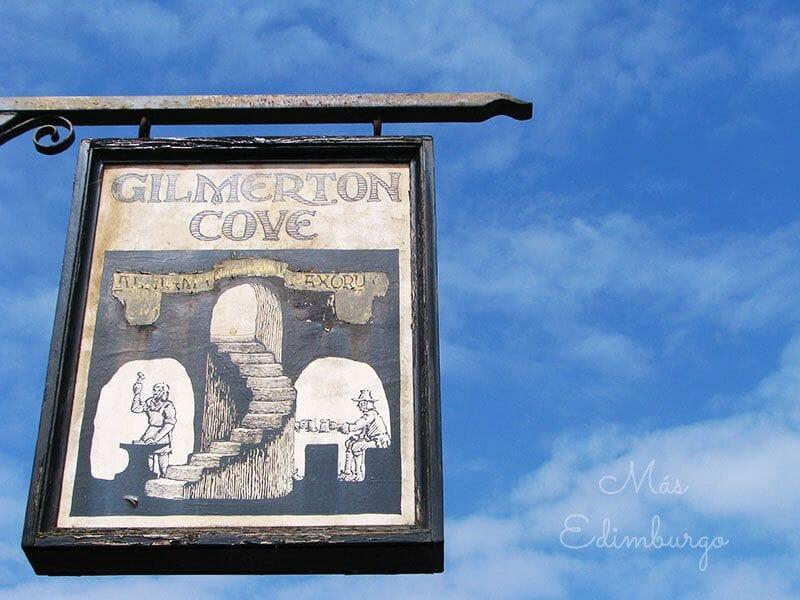 Visitar Gilmerton Cove Edimburgo 2