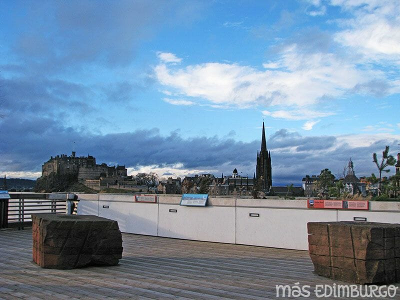 Terraza del Museo Nacional de Escocia Edimburgo (6)
