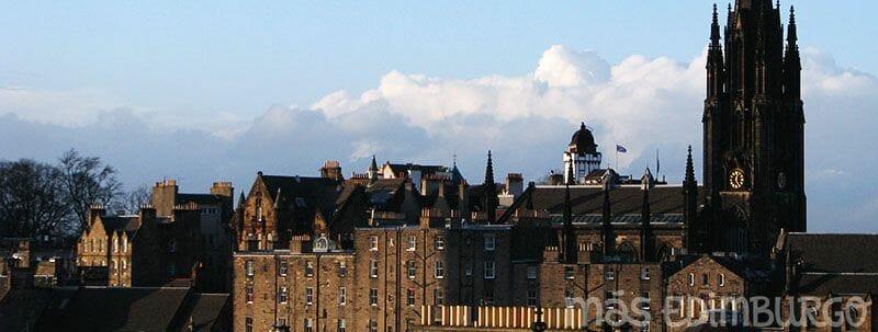 Terraza del Museo Nacional de Escocia Edimburgo (10)