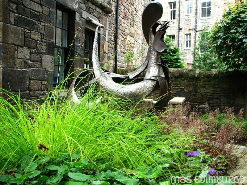 Jardines secretos de la Royal Mile Edimburgo 3