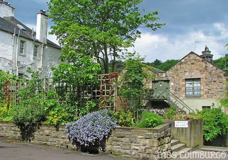 Jardines secretos de la Royal Mile Edimburgo 9