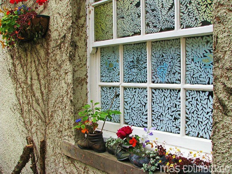 Jardines secretos de la Royal Mile Edimburgo 4
