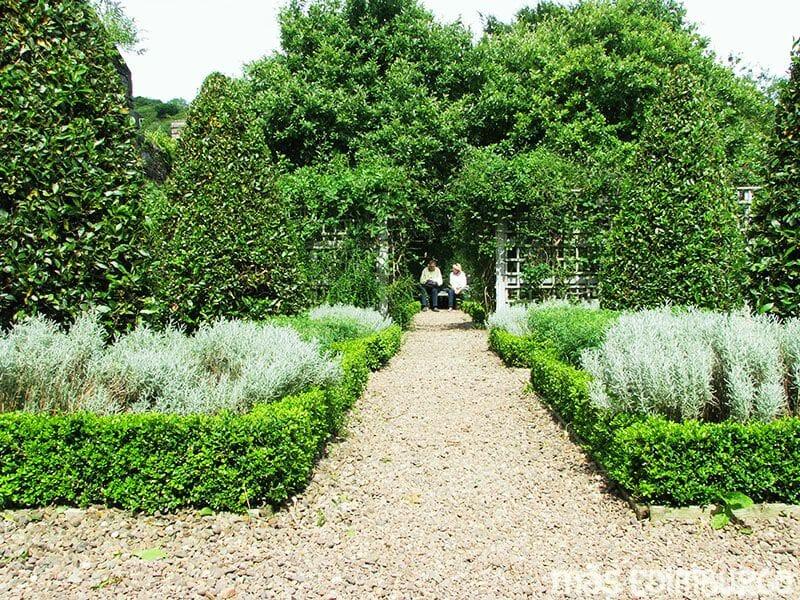 Jardin de Dunbars Close Edimburgo 2
