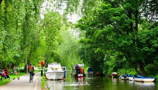 Union Canal, el canal de Edimburgo