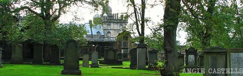 Harry Potter y Edimburgo - El cementerio de Greyfriars