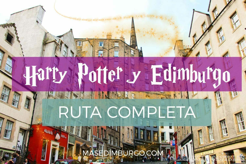 Ruta de Harry Potter y Edimburgo - Victoria Street