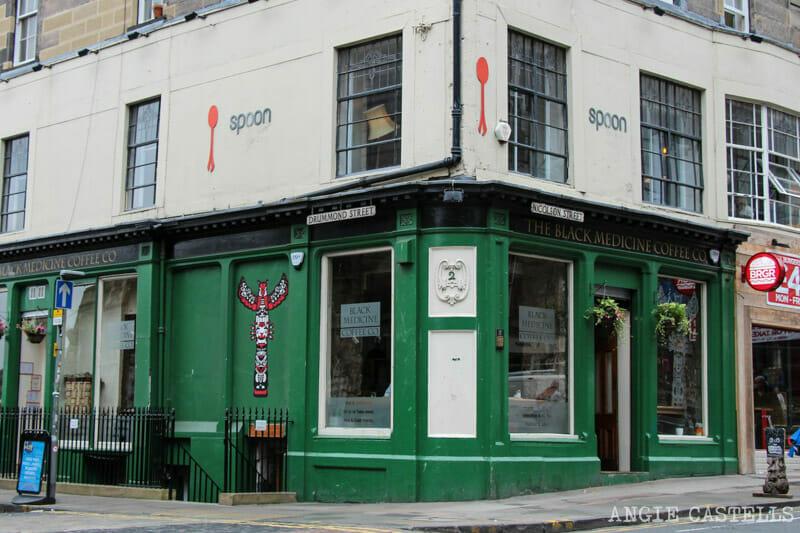 Dónde escribió Harry Potter J.K. Rowling - Spoon Café