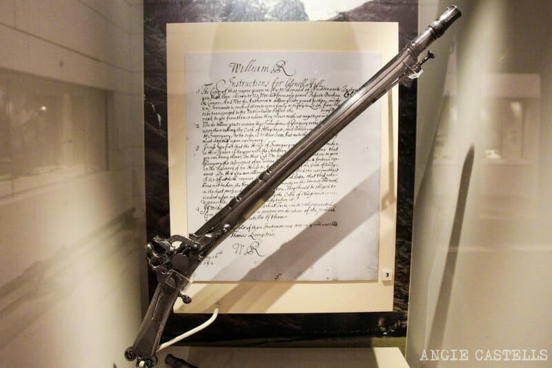 Visitar el Museo Nacional de Escocia, en Edimburgo - La masacre de Glencoe