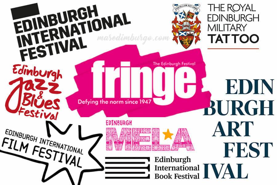 El Festival de Edimburgo - Todos los festivales