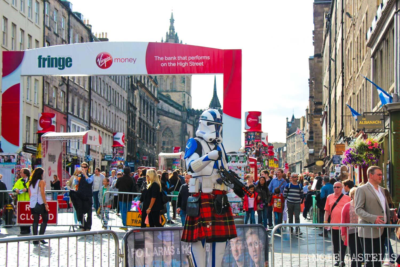 Guía para visitar el Festival de Edimburgo