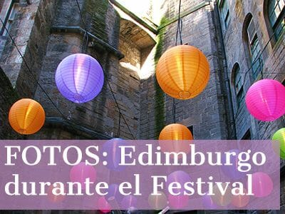 Fotos del festival de Edimburgo