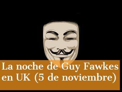 La noche de Guy Fawkes