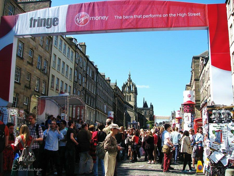 El Festival de Edimburgo Mas Edimburgo 2