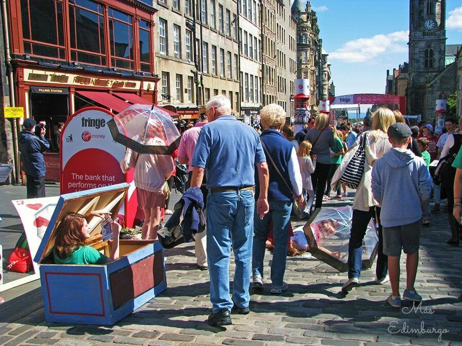 El Festival de Edimburgo Mas Edimburgo 4