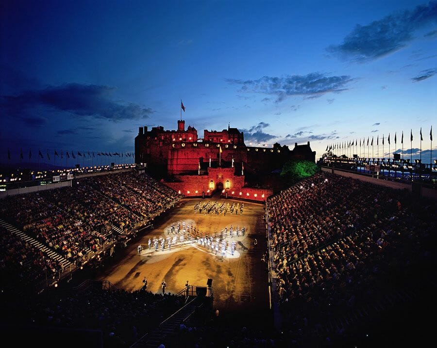 © Edinburgh Military Tattoo