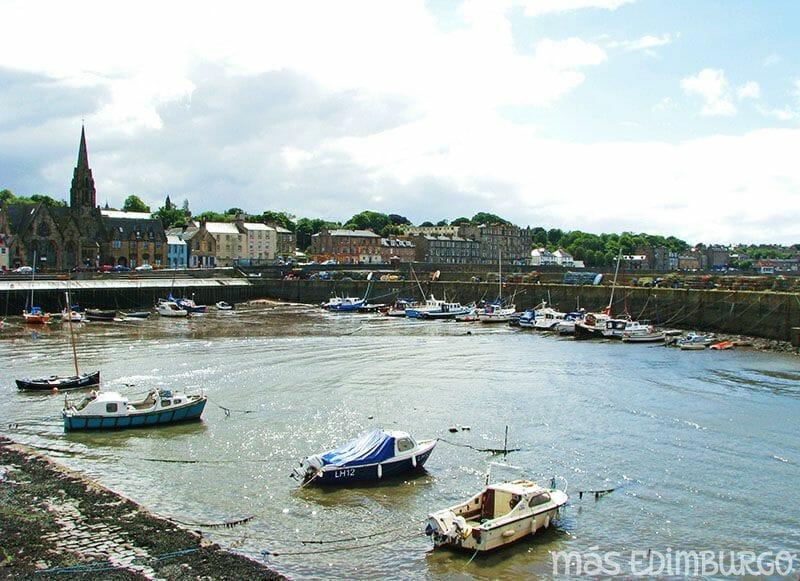 El faro de Newhaven Edimburgo 4