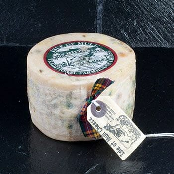 Los mejores quesos escoceses cheddar Isle of Mull
