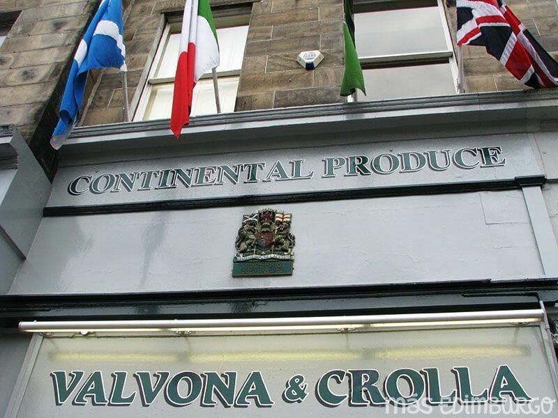 Donde comprar quesos escoceses Mas Edimburgo 2