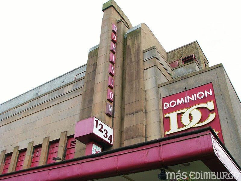 Dominion Cinema cine en Edimburgo 4