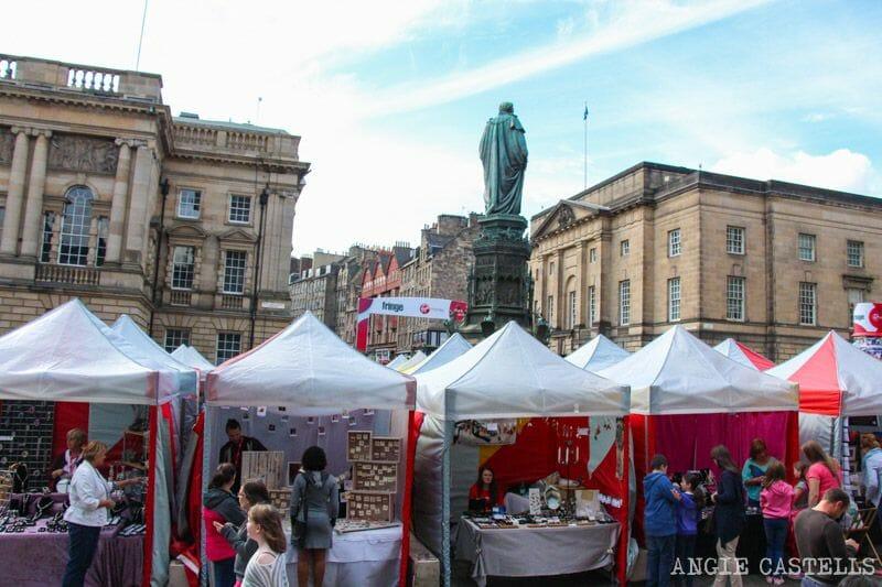 Visitar el Festival de Edimburgo