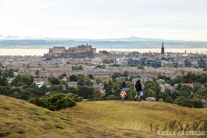 Subir a Blackford Hill Edimburgo Mejores Miradores