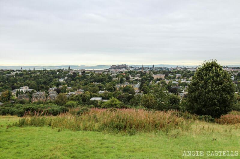 Subir a Blackford Hill Edimburgo Mejores Vistas