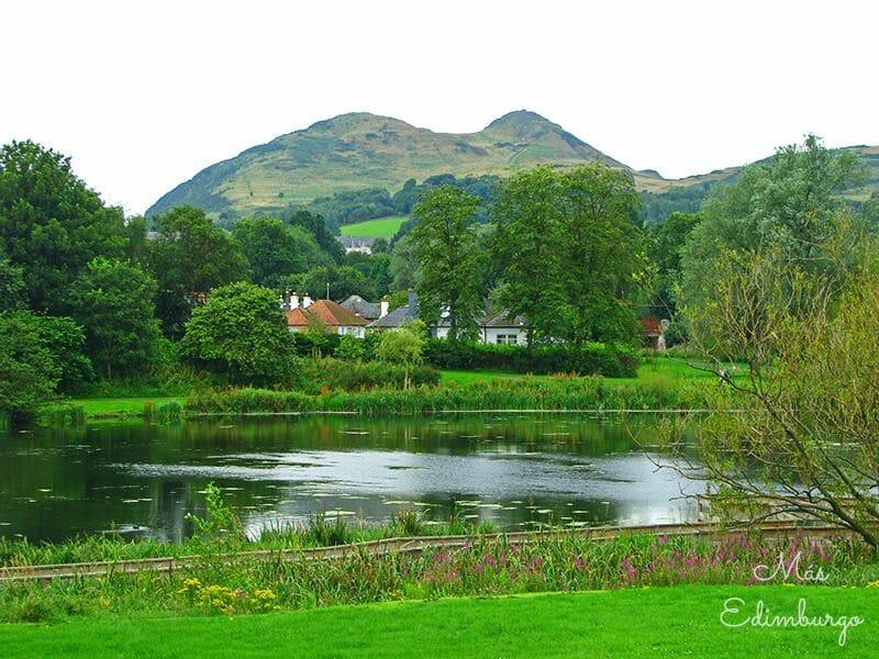 El parque de Figgate Edimburgo 5