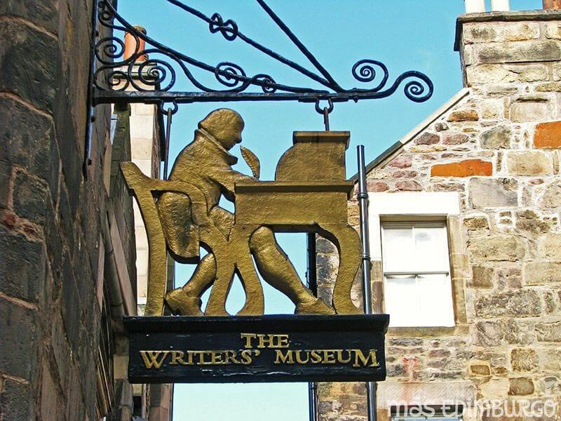 Museo de los escritores Edimburgo 3