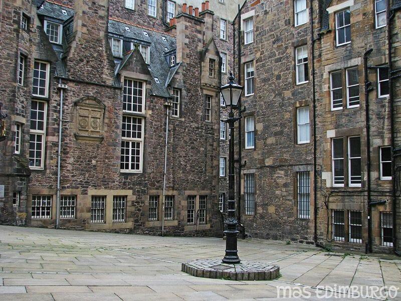 Museo de los escritores Edimburgo 6