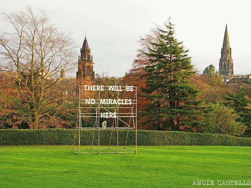 Otoño en Edimburgo Guía