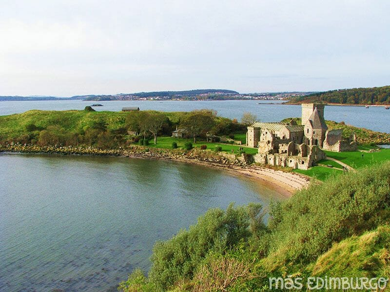 Tour Inchcolm Island Edimburgo 2