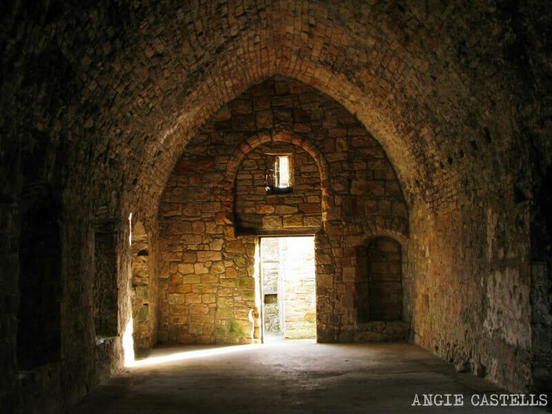 Visitar la isla de Inchcolm desde Edimburgo - Inchcolm Abbey