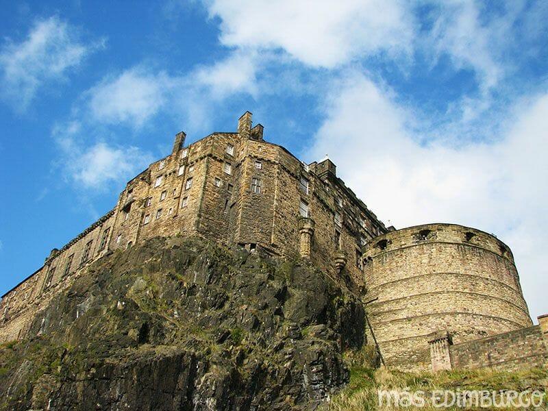 Las murallas de Edimburgo: el castillo de Edimburgo