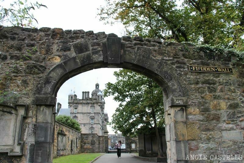 Las murallas de Edimburgo: el cementerio de Greyfriars y la Flodden Wall