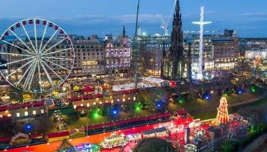 Guía de la Navidad en Edimburgo (2020)
