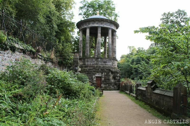 St Bernards Well rio Water of Leith Edimburgo secretos