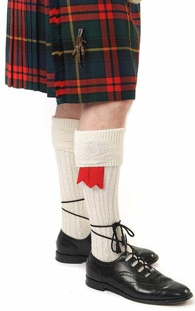 El kilt escoces accesorios