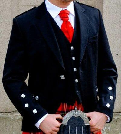 El kilt escoces accesorios 2