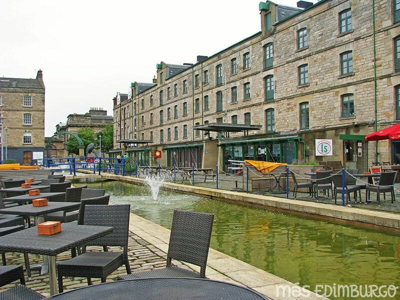 The Shore Leith Edimburgo 4