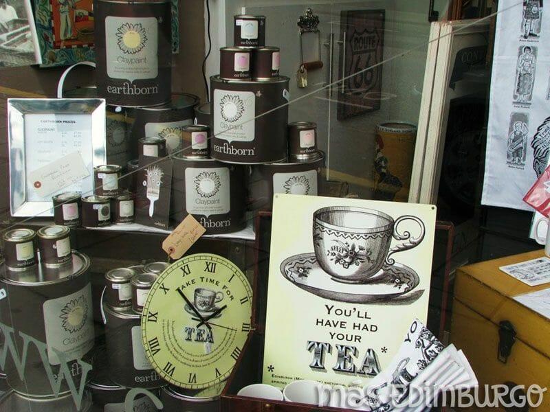 Afternoon tea, el te de la tarde ingles Mas Edimburgo (10)