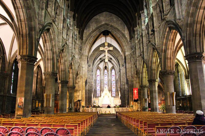 Qué ver gratis en Edimburgo: la St Mary's Cathedral