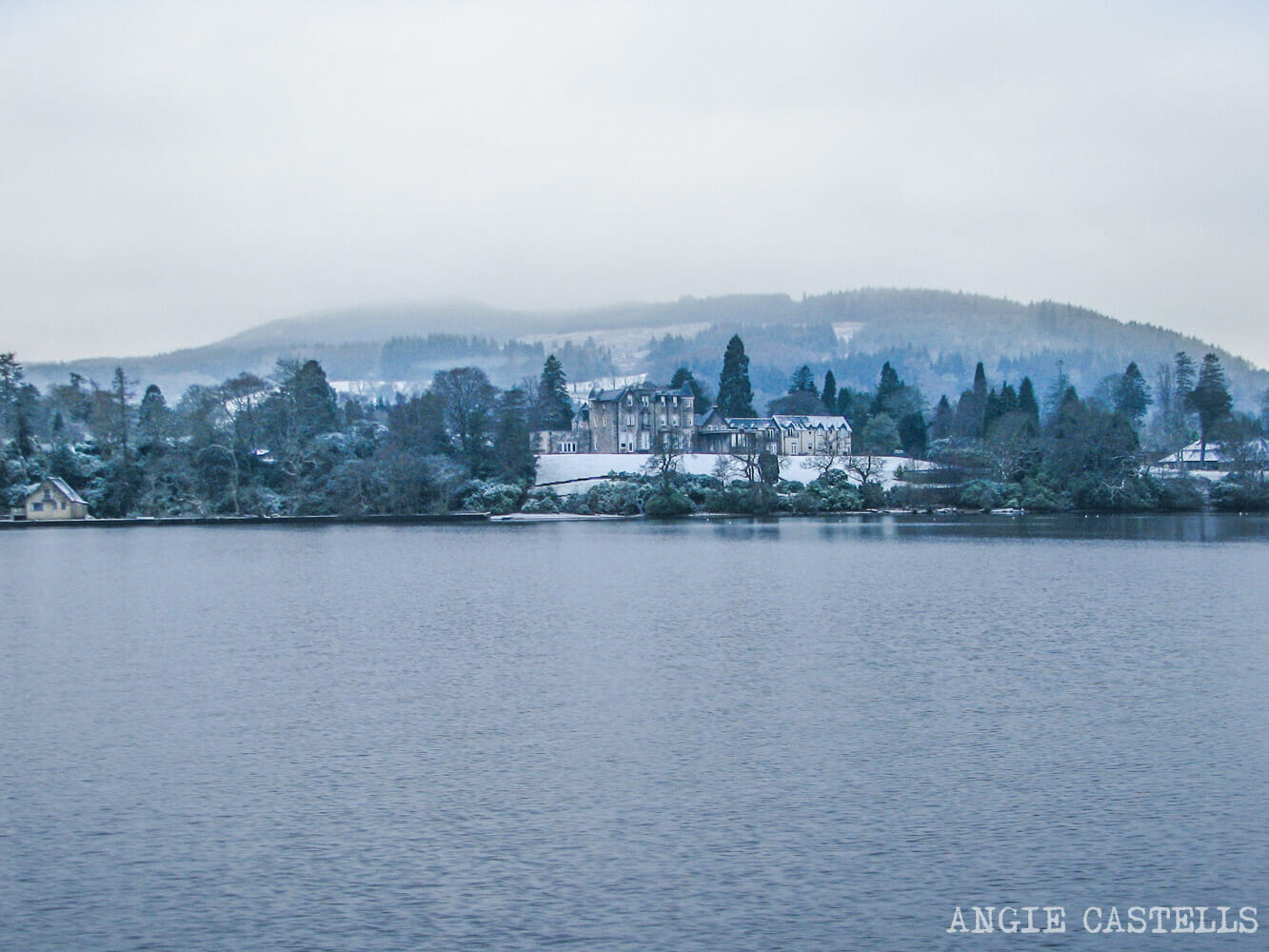 Visitar Loch Lomond y Aberfoyle
