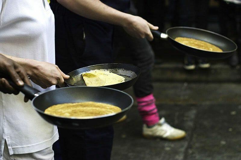 Receta de tortitas escocesas Pancake Day (9)
